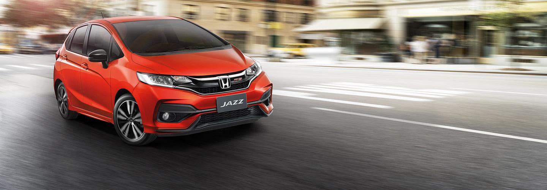 Honda Jazz ngoai that